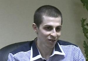 Гилад Шалит выразил надежду, что его освобождение поможет миру на Ближнем Востоке