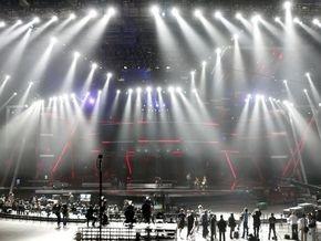 Пожар в Москве не повлияет на открытие Евровидения
