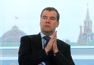 Медведев подписал закон о выборах губернаторов