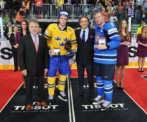 Zepter и BIOPTRON поддержали чемпионат мира по хоккею