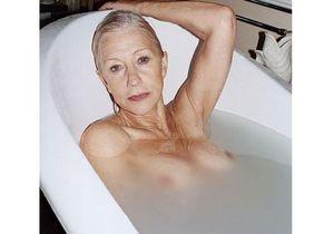 64-летняя Хелен Миррен снялась обнаженной