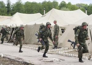 В Тбилиси сообщили о взрыве на российской базе в Абхазии. Минобороны РФ все опровергает