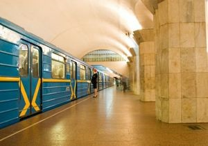 Сегодня станцию метро Майдан Незалежности закрыли на вход и выход