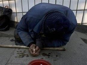 Киевский бомж едва не погиб, пытаясь согреться в коллекторе теплотрассы