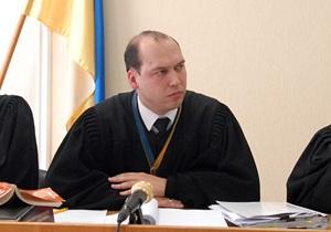 Генпрокуратура проверит, возбуждалось ли против судьи Вовка уголовное дело