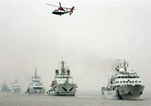ВМС Китая отбили массированную атаку сомалийских пиратов на конвой из 21 судна