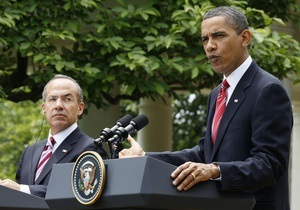 Президент Мексики пожаловался Обаме на излишне жесткий иммиграционный закон Аризоны