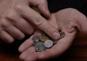 Пенсии украинцев за год выросли на 12,3% - Госкомстат