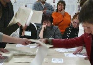 Из состава Кировоградской районной ТИК исключили представителя несуществующей партии