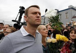 Навальный - Немецкий политик - о своей учебе с Навальным в США