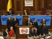 Регионалы заблокировали Раду: послание Ющенко под вопросом
