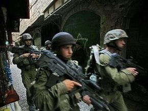Израильские спецслужбы предотвратили похищение солдат