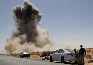В день рождения Каддафи НАТО устроила беспрерывную бомбардировку Триполи