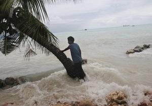 Власти островов Кирибати намерены приобрести земли у Фиджи на случай затопления