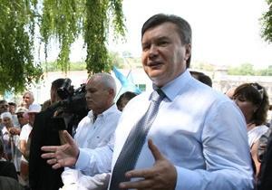 Завтра Янукович поедет в Севастополь на День флота Украины