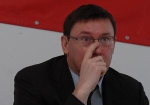 Луценко: Меня пытаются привязать к делу об отравлении Ющенко (обновлено)