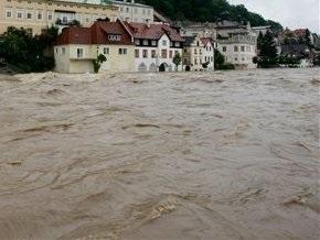 Жертвами наводнения в Чехии стали шесть человек