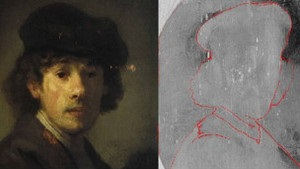 Под Стариком с бородой нашли автопортрет Рембрандта