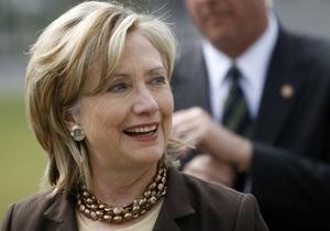 Клинтон заявила, что Босния и Герцеговина рискует остаться вне ЕС