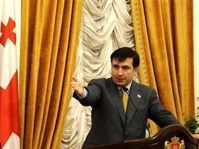 Ъ: СМИ Грузии обвинили ФСБ в подготовке покушения на Саакашвили