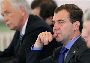 Медведева попросили воспрепятствовать строительству мечети в Москве