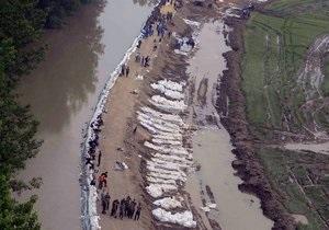 новости Венгрии - наводнение в Европе - паводок - Более 4,5 тысяч военнослужащих помогают в ликвидации последствий наводнения в Венгрии