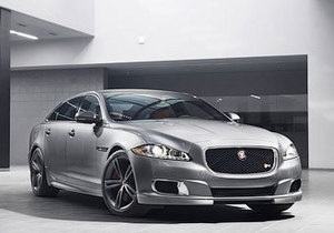 Флагманский седан Jaguar получил 550-сильный мотор