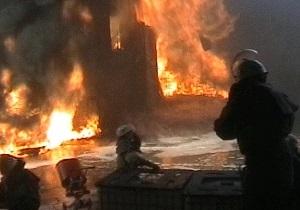 Во Львовской области сгорела 250-летняя деревянная церковь