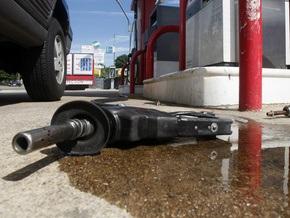 В Украине за неделю розничные цены на нефтепродукты снизились в среднем на 2,2%