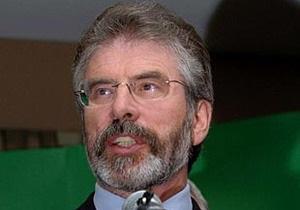 Лидер политического крыла ИРА признался, что его отец был насильником