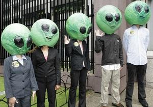 В Нью-Йорке появилась горячая линия для людей, видевших НЛО