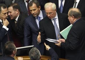 Поймите, реально возросла: Азаров рассказал о росте зарплаты на 10%