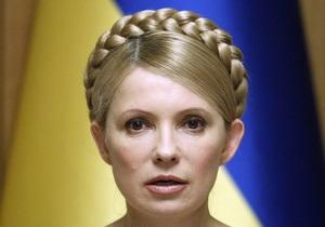 Возле памятника Шевченко в Киеве собрались около пяти тысяч сторонников Тимошенко