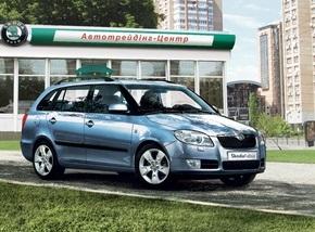Специальное кредитное предложение – автомобили Skoda становятся доступнее.