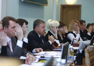 ЦИК Украины приняла календарный план второго тура выборов