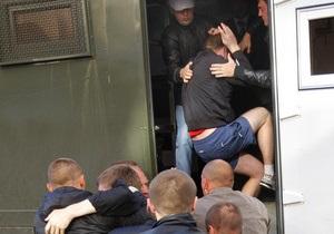 В Беларуси осуждены около 100 участников акции протеста