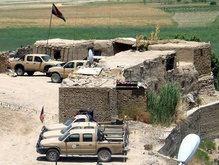 Словаки отправляются в Афганистан