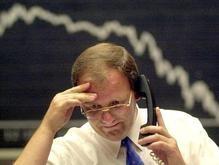Украинский фондовый рынок упал на 5%