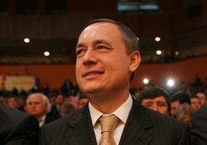Лидер фракции НУ-НС вступил в партию Яценюка