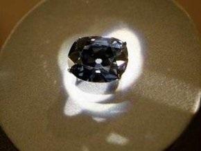 В Вашингтоне представили уникальный бриллиант стоимостью $350 млн