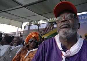 Французские врачи поместили президента Гвинеи-Бисау в состояние искусственной комы