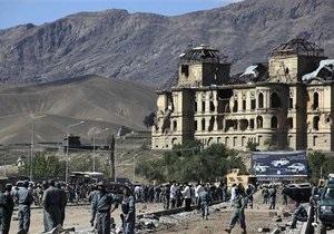 Жертвами теракта в Кабуле стали шесть военнослужащих НАТО