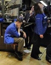 Уолл-стрит ответила обвалом на план Обамы