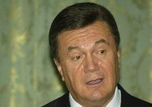 газ -Украина - Туркменистан - Янукович задумался о восстановлении закупок туркменского газа
