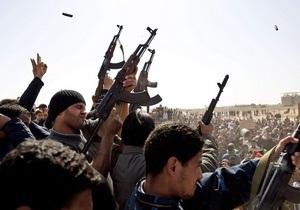 Иордания признала Национальный совет Ливии