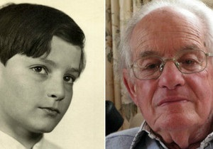 BBC Україна: История еврейского мальчика, жившего рядом с Гитлером