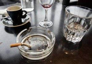 Инспекция: 93% ресторанов соблюдают закон о запрете курения