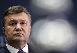 Янукович выступил за проведение внеочередной сессии Рады