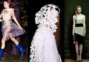 Украинские дизайнеры представили коллекции на London Fashion Week