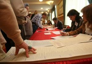 Политологи сомневаются в возможности проведения выборов в Киеве в 2011 году
